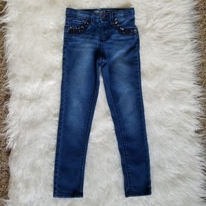 Sonoma Denim Jeggings with Sequins